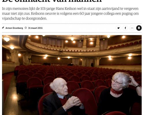 Hans Keilson - Arnon Grunberg